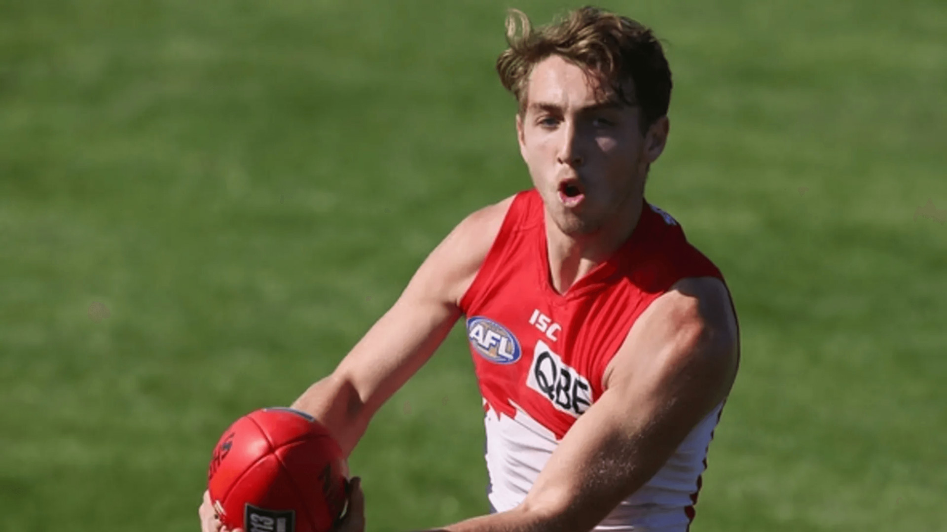 Sydney Swans Name Dan Robinson for Senior Debut Against Carlton Blues